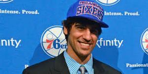 Arsalan Kazemi Philadelphia Sixers